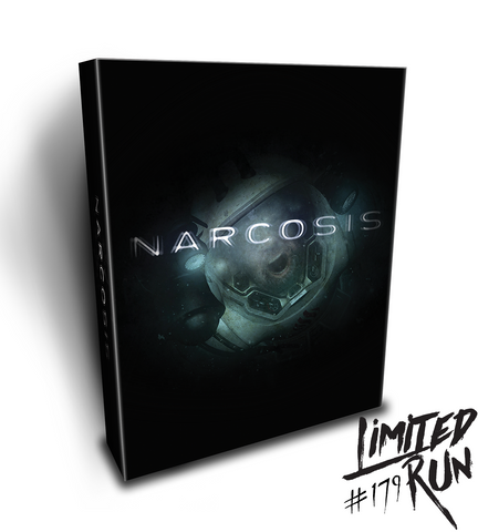 Limited Run #179: Narcosis Collector's Edition (PS4)