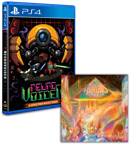 Limited Run #75: NeuroVoider Soundtrack Bundle (PS4)
