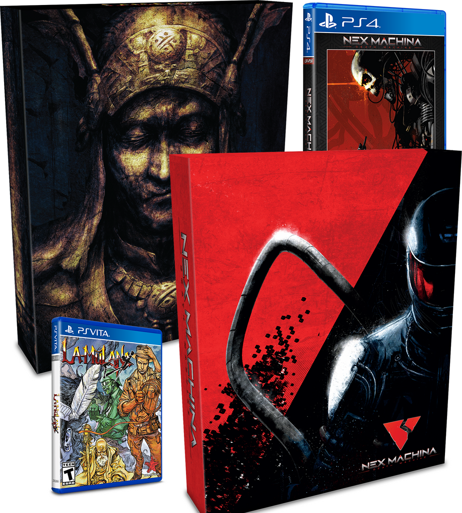 Nex Machina/LA-MULANA Mega Bundle