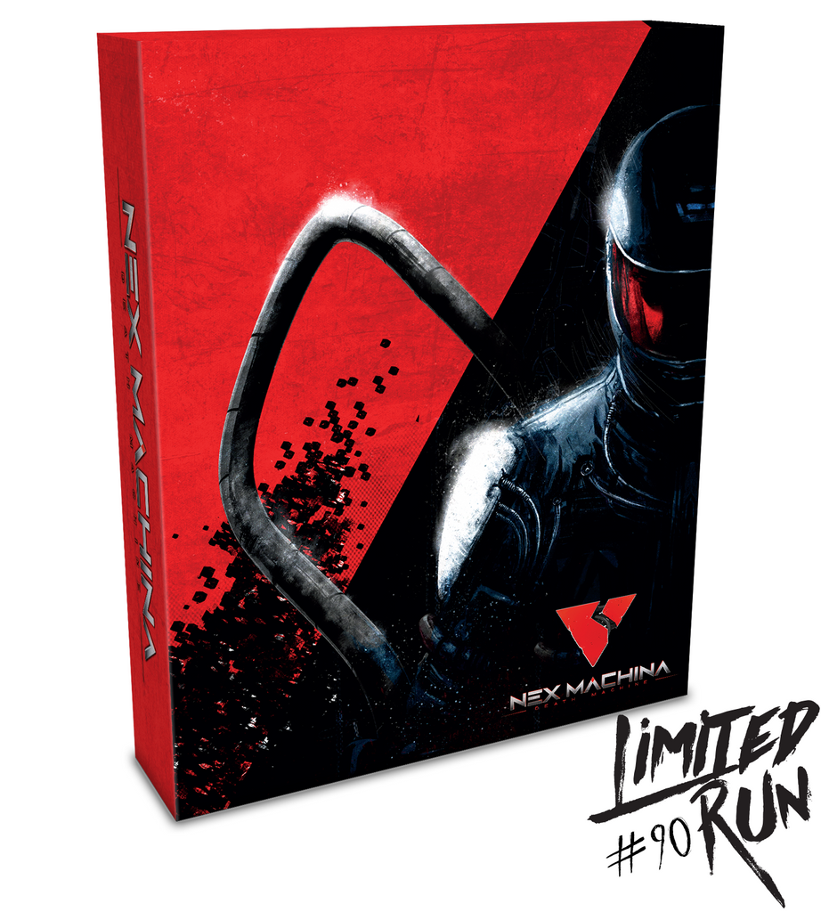 Limited Run #90: Nex Machina Collector's Edition (PS4)