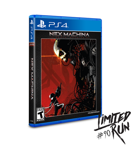 Limited Run #90: Nex Machina (PS4)