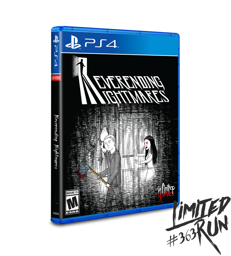 Limited Run #363: Neverending Nightmares (PS4)
