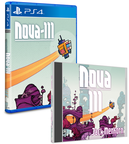 Limited Run #46: Nova-111 Soundtrack Bundle (PS4)
