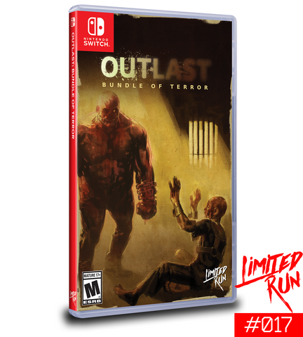 Switch Limited Run #17: Outlast Bundle of Terror [PREORDER]