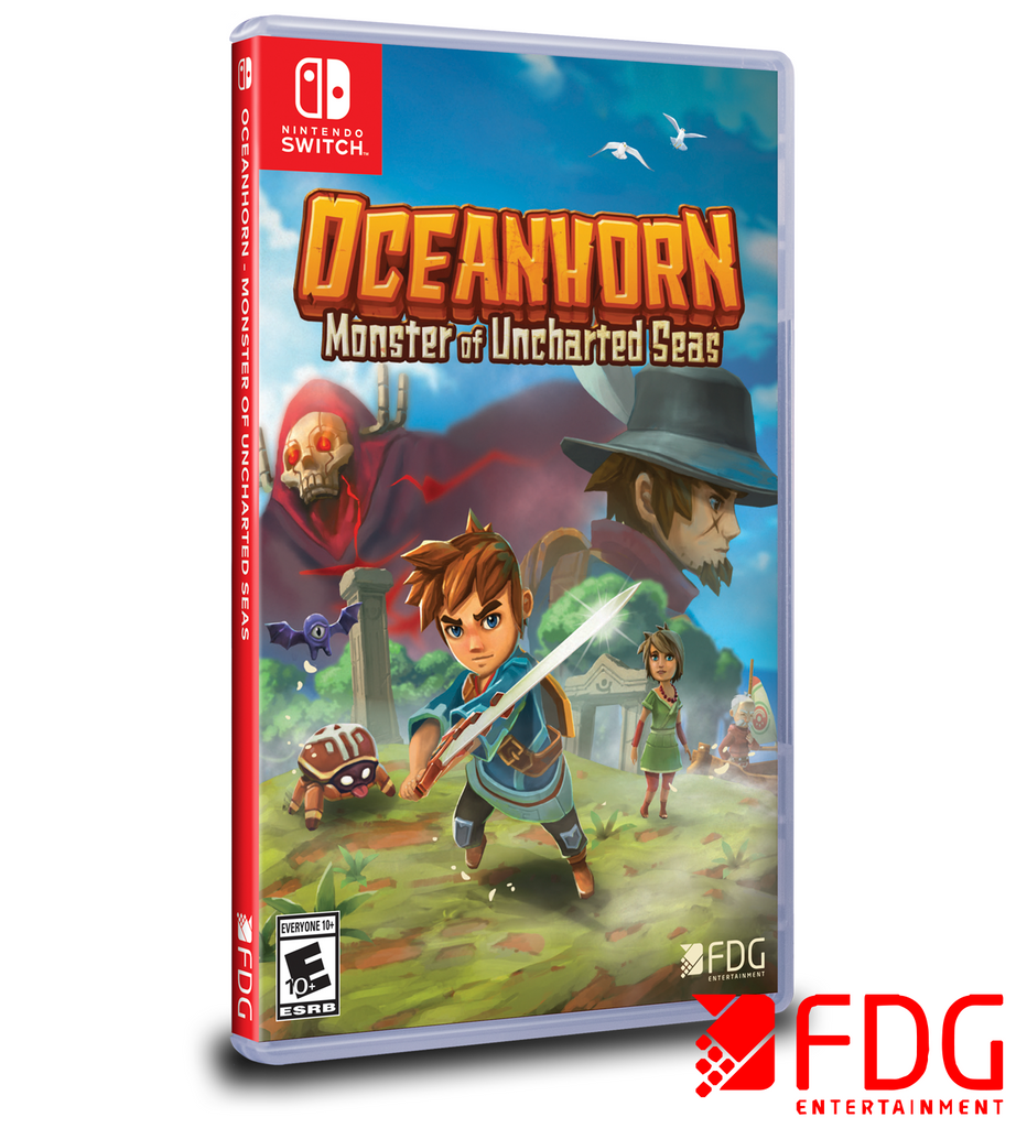 Oceanhorn (Switch) [PREORDER]