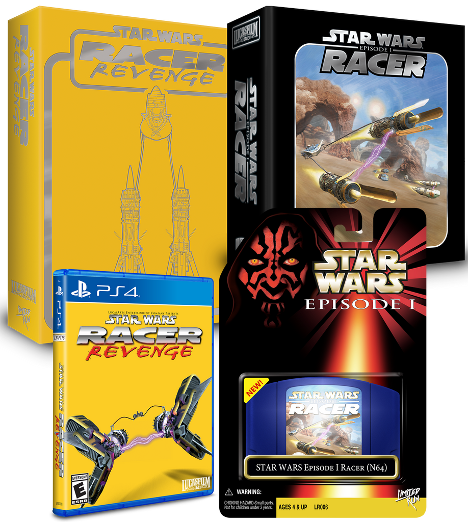 October 18th Star Wars Mega-Bundle