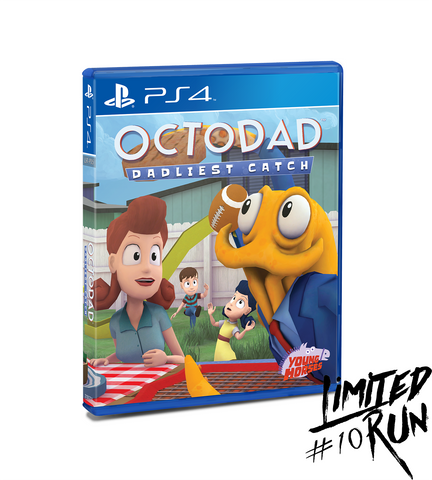 Limited Run #10: Octodad: Dadliest Catch (PS4)