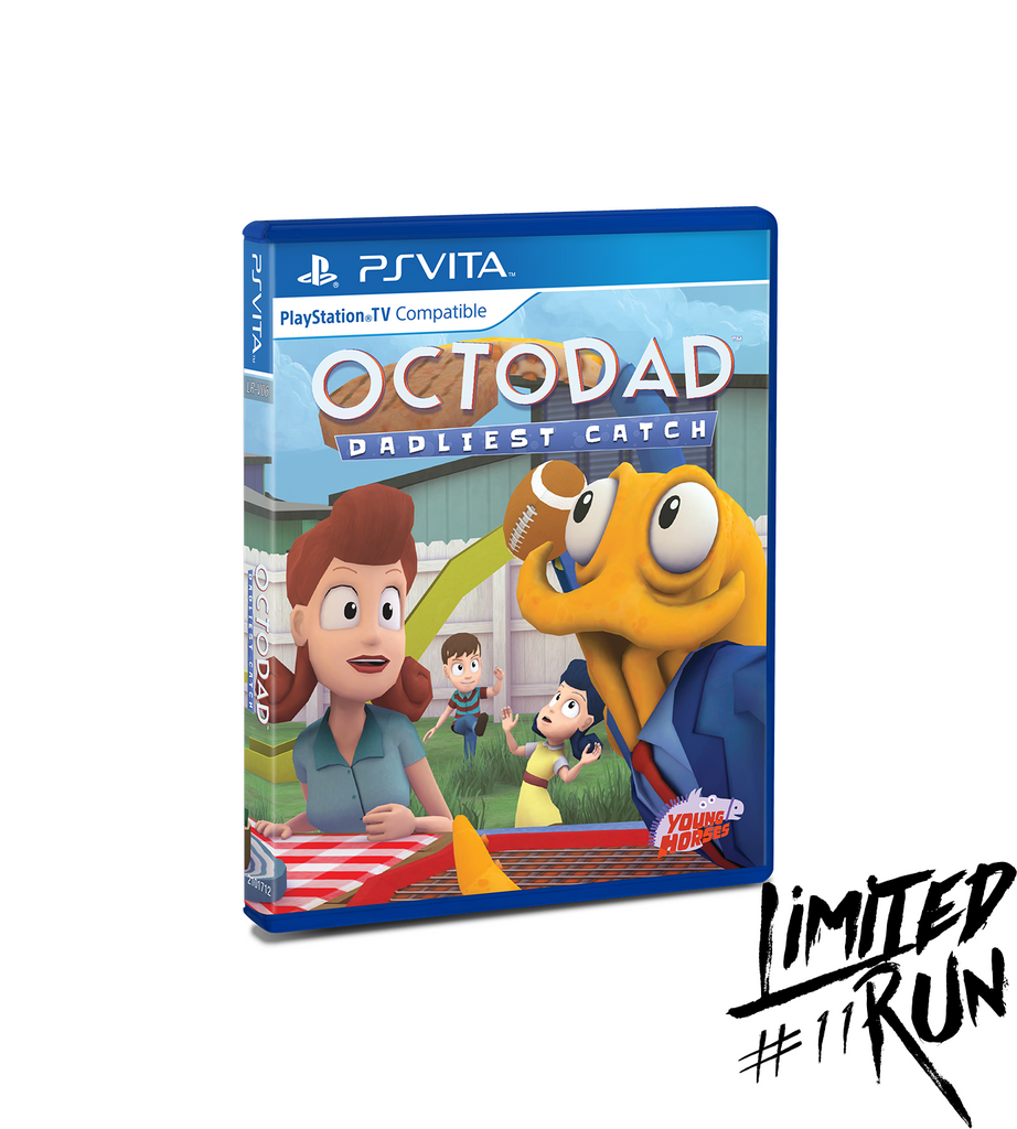 Limited Run #11: Octodad: Dadliest Catch (Vita)
