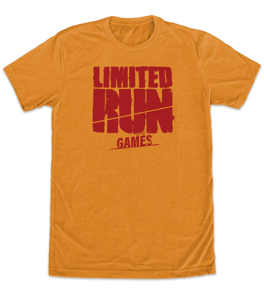 Limited Run Games March 2021 Monthly Shirt