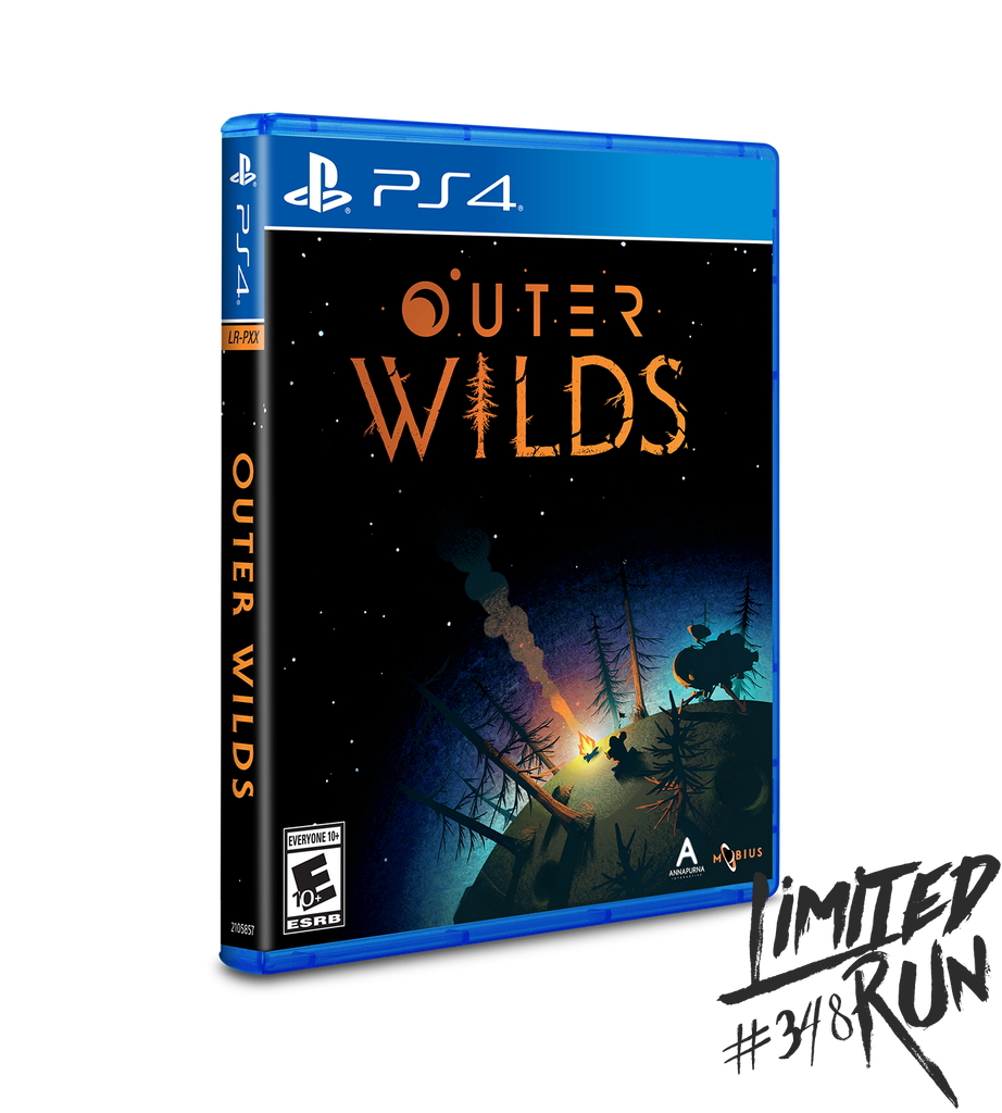 Limited Run #348: Outer Wilds (PS4) [PREORDER]