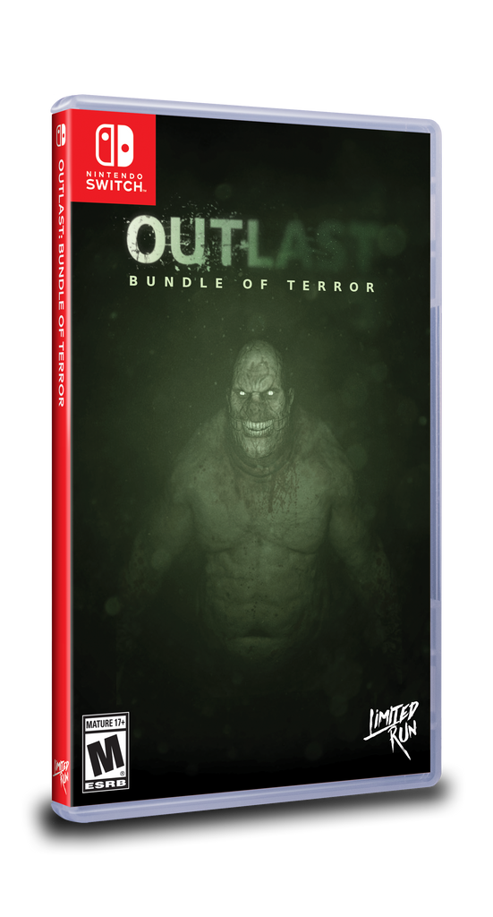 Switch Limited Run #17: Outlast Bundle of Terror