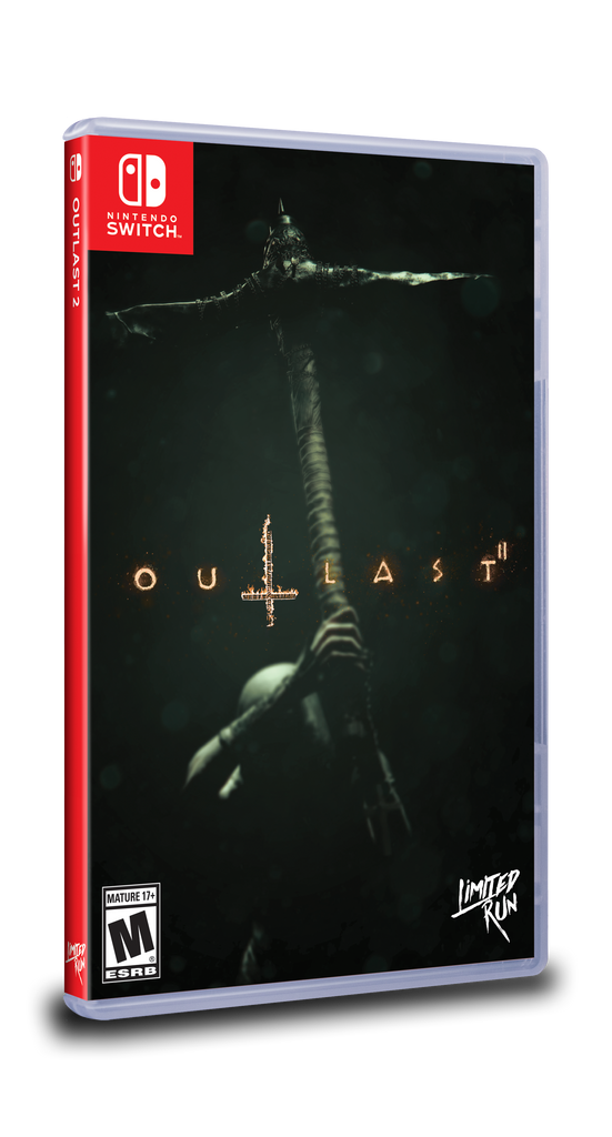 Switch Limited Run #18: Outlast 2