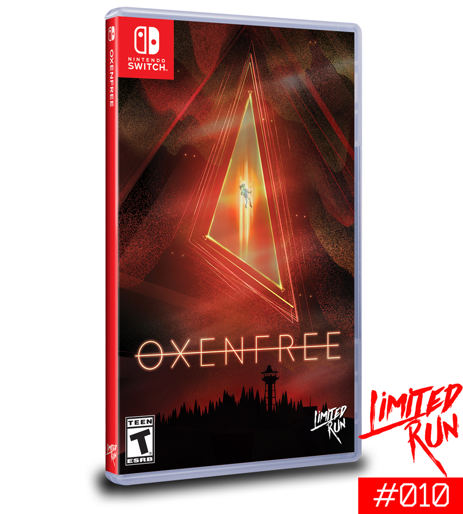 Switch Limited Run #10: Oxenfree [PREORDER]