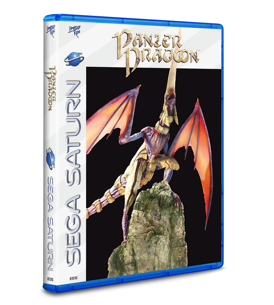 Limited Run #377: Panzer Dragoon Classic Edition (PS4)