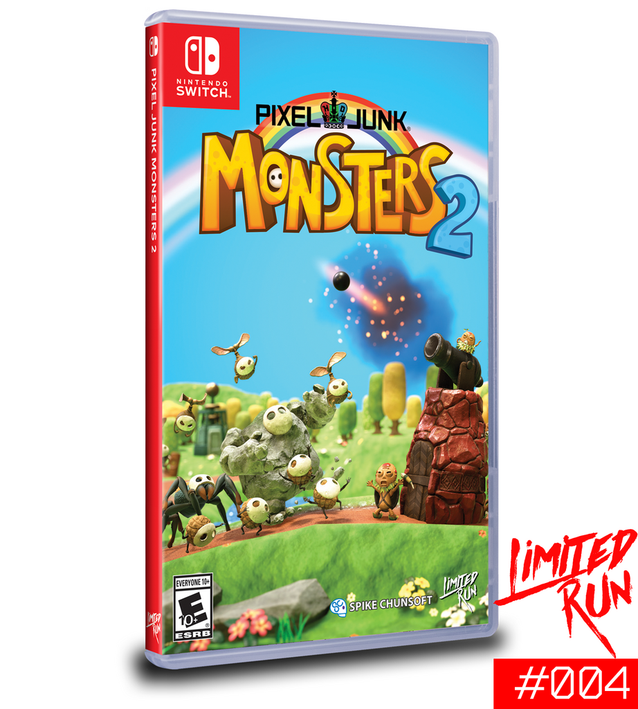 Switch Limited Run #4: PixelJunk Monsters 2