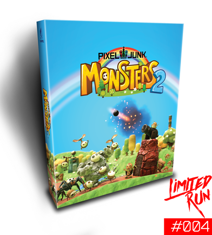 Switch Limited Run #4: PixelJunk Monsters 2 Collector's Edition [PREORDER]