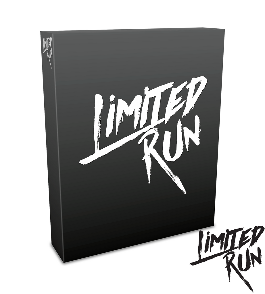 Limited Run Games PS4 Collector's Edition Blind Box