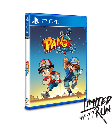 Limited Run #47: Pang Adventures (PS4)