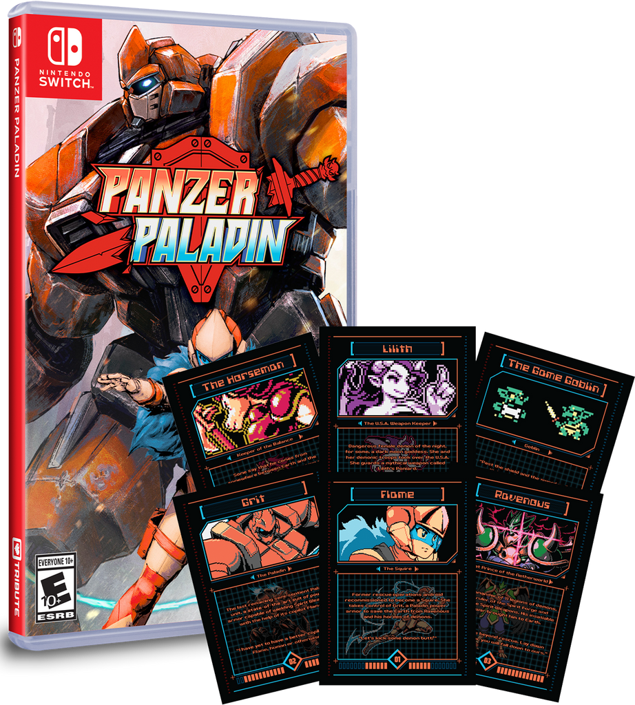 Panzer Paladin (Switch)