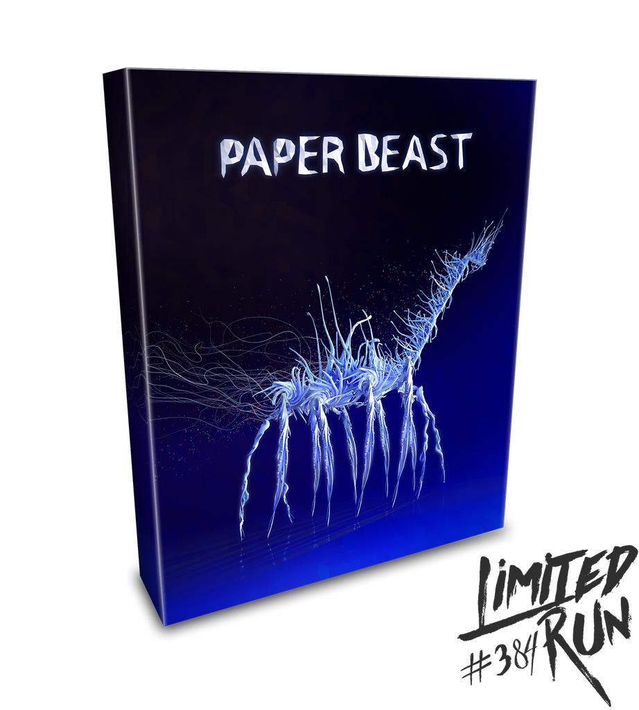 Limited Run #384: Paper Beast Collector's Edition (PSVR)
