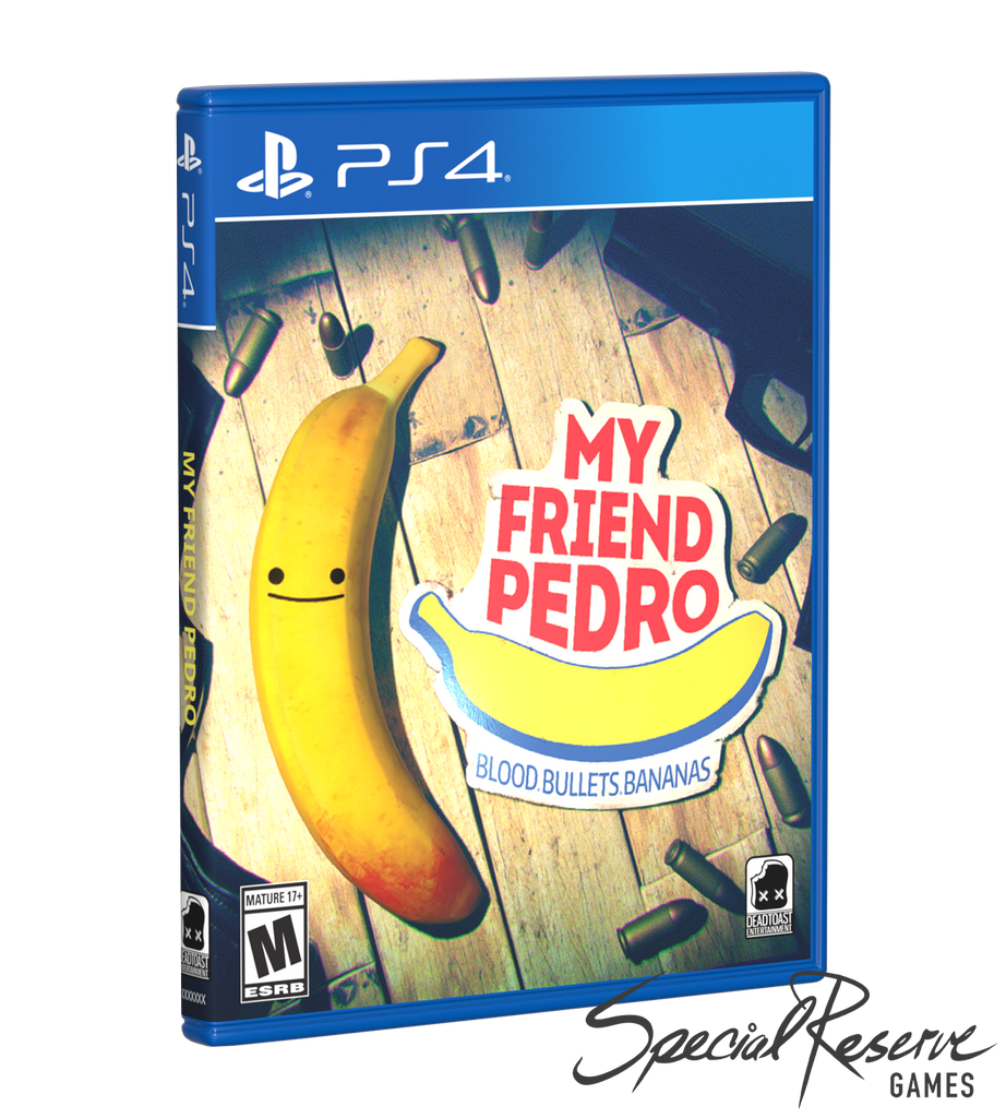 My Friend Pedro (PS4) - Exclusive Variant
