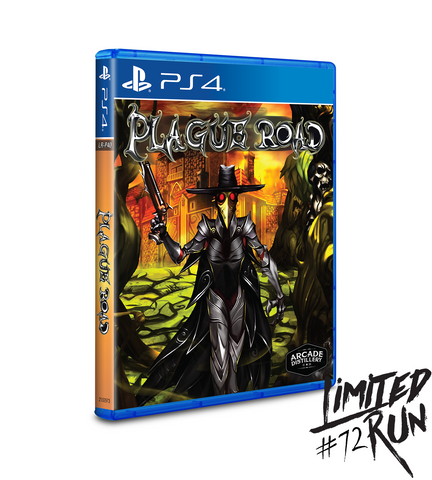 Limited Run #72: Plague Road (PS4)