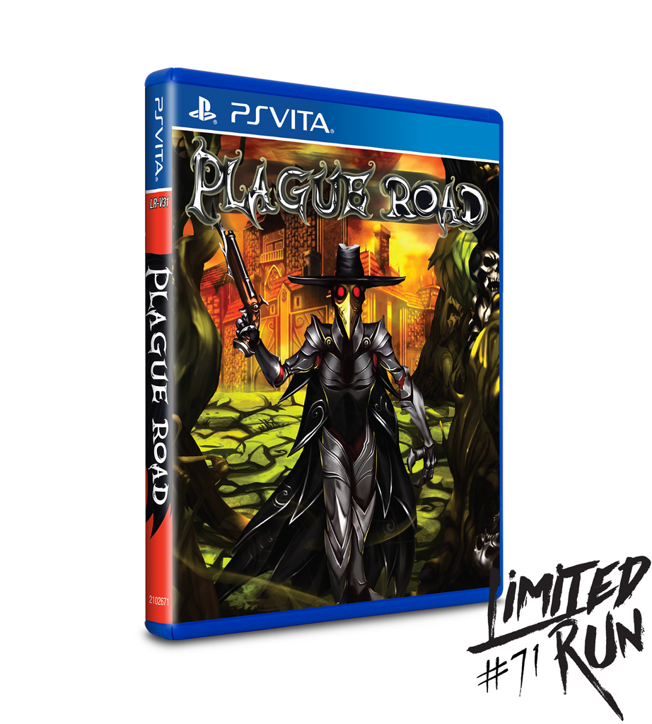 Limited Run #71: Plague Road (Vita)