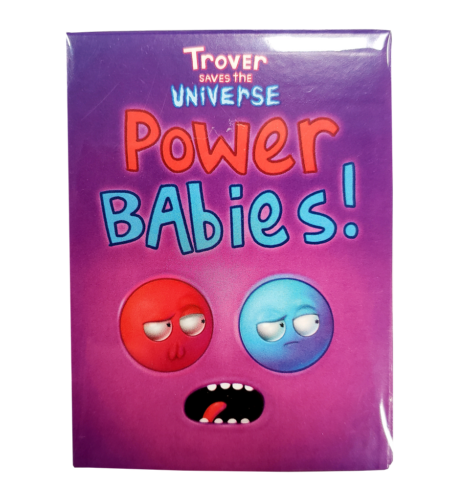 Trover Saves the Universe: Power Baby Blind Bag