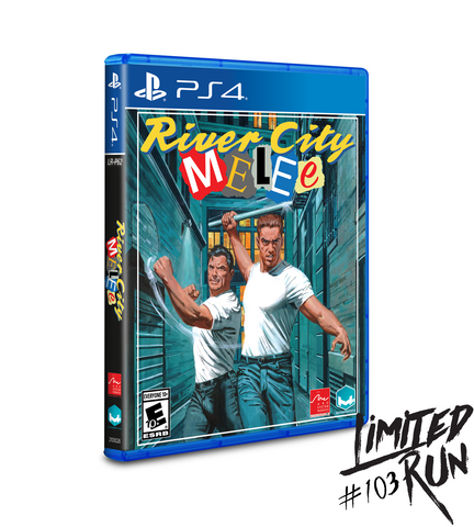 Limited Run #103: River City Melee (PS4)