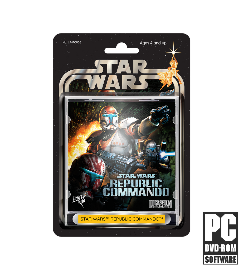 Star Wars: Republic Commando (PC) Classic Edition