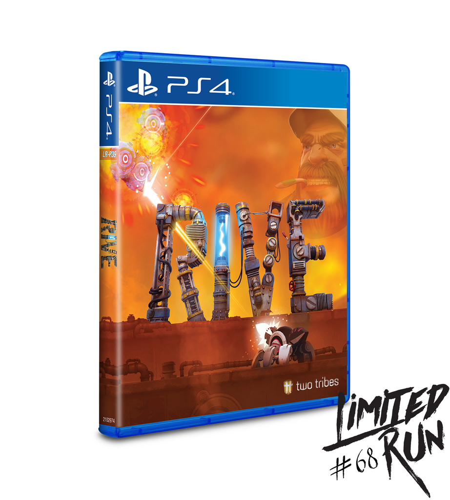 Limited Run #68: RIVE (PS4)
