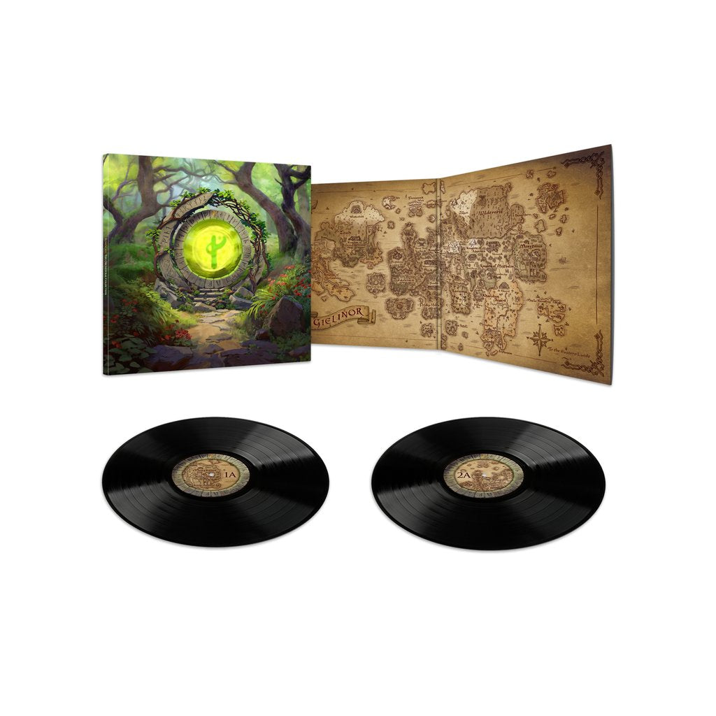 RuneScape: Orchestral Collection Soundtrack Vinyl