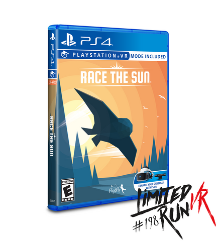 Limited Run #198: Race the Sun (PS4)