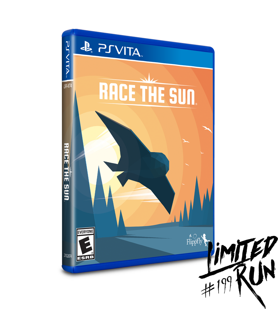 Limited Run #199: Race the Sun (Vita)