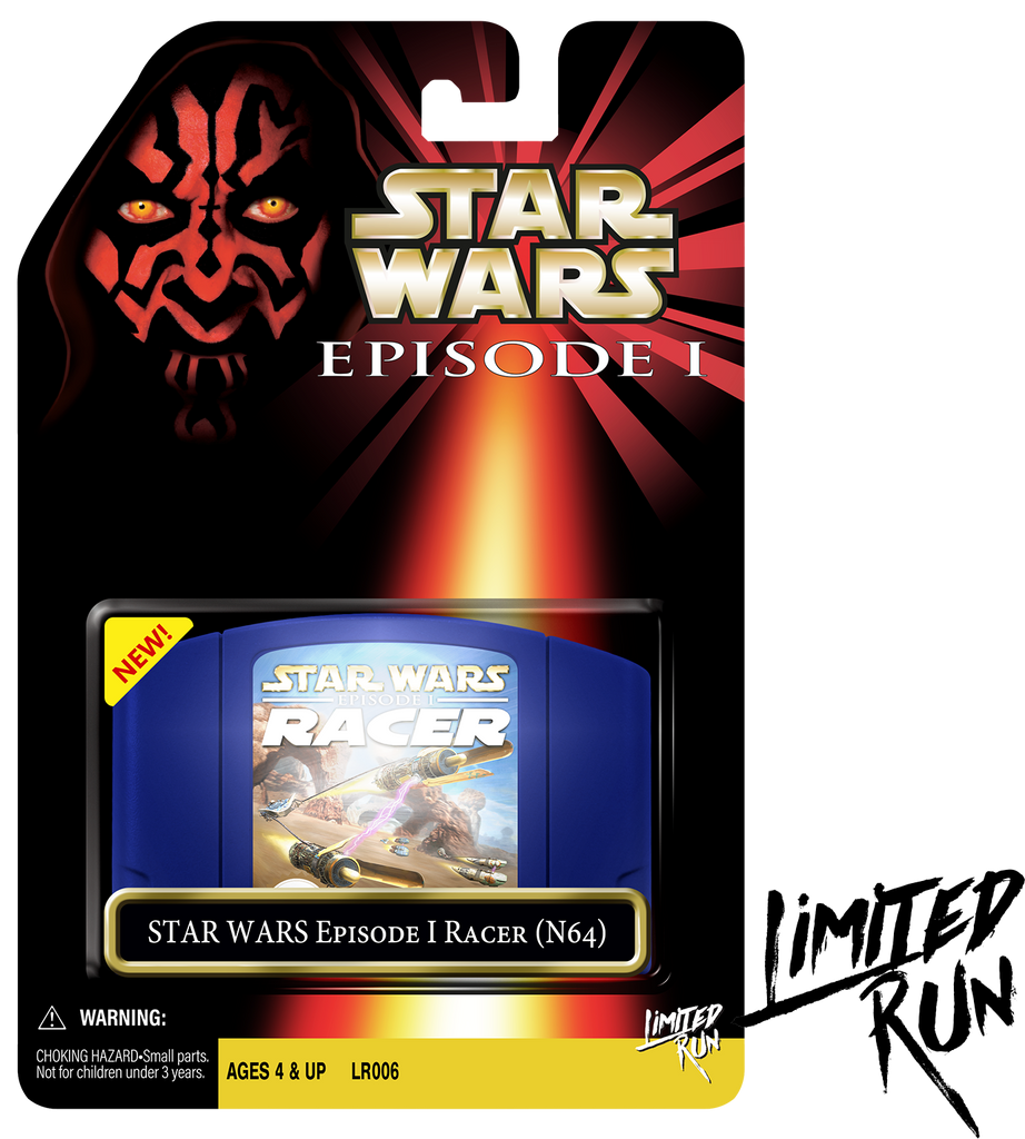 Star Wars Episode I: Racer (N64) Classic Edition
