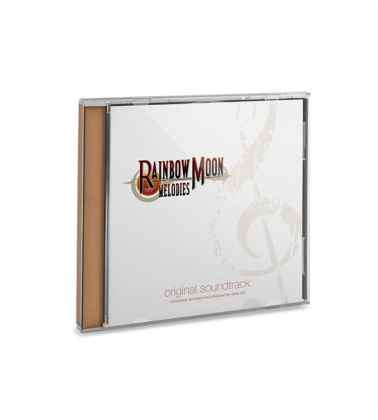 Rainbow Moon Soundtrack CD