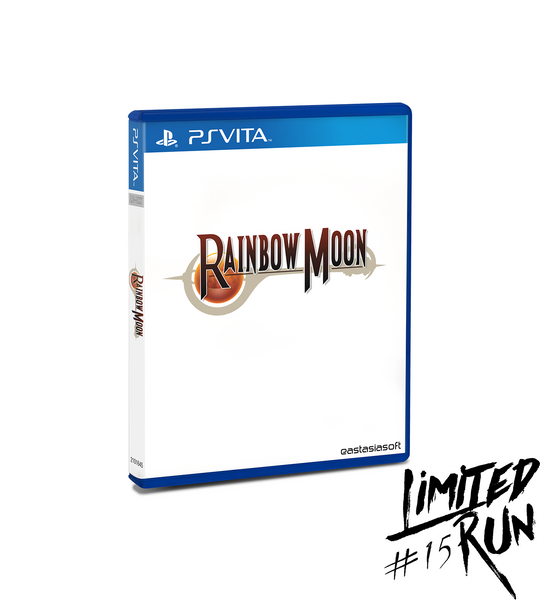 Limited Run #15: Rainbow Moon (Vita)