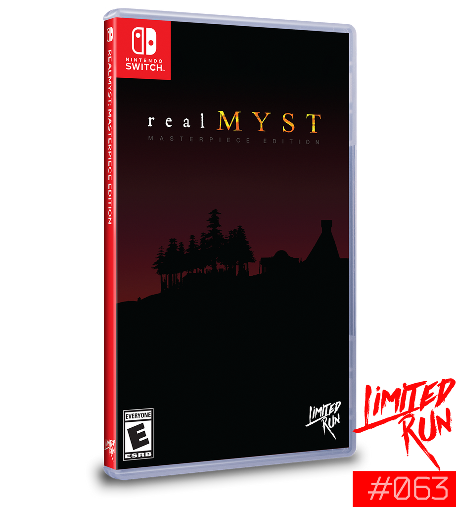 Switch Limited Run #63: realMYST [PREORDER]