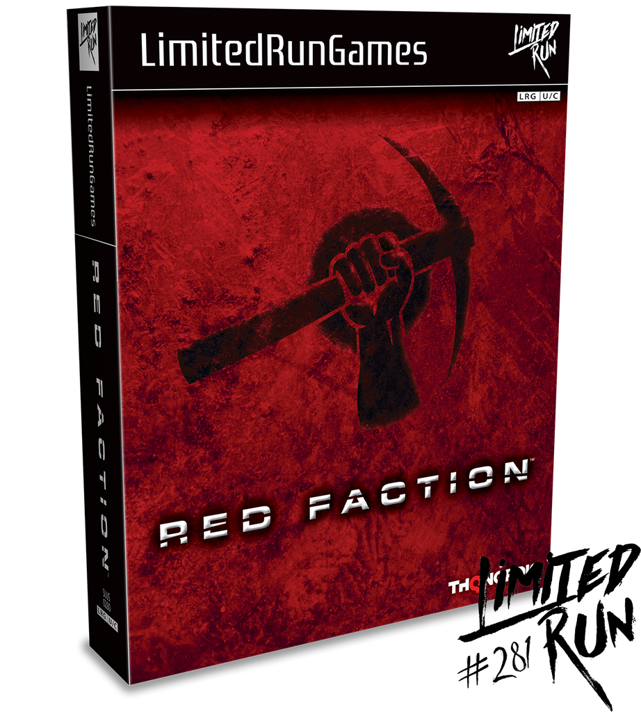 Limited Run #281: Red Faction Classic Edition (PS4)