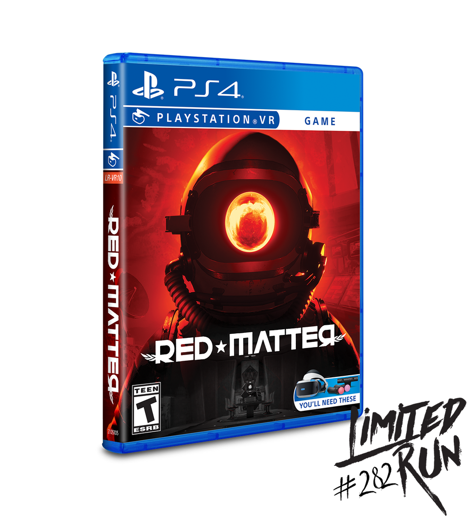 Limited Run #282: Red Matter (PS4)