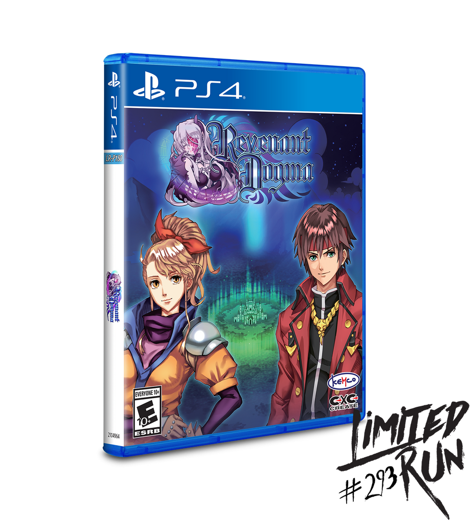 Limited Run #293: Revenant Dogma (PS4)