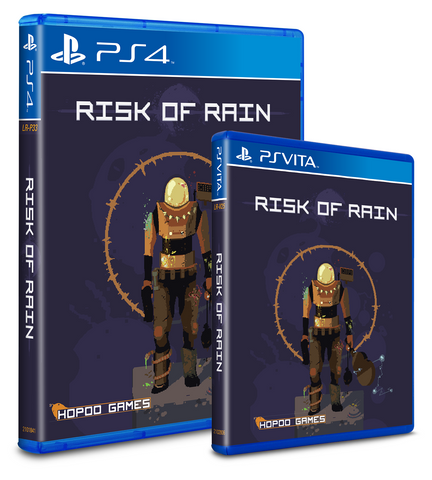 Risk of Rain Double Pack (PS4 + Vita)