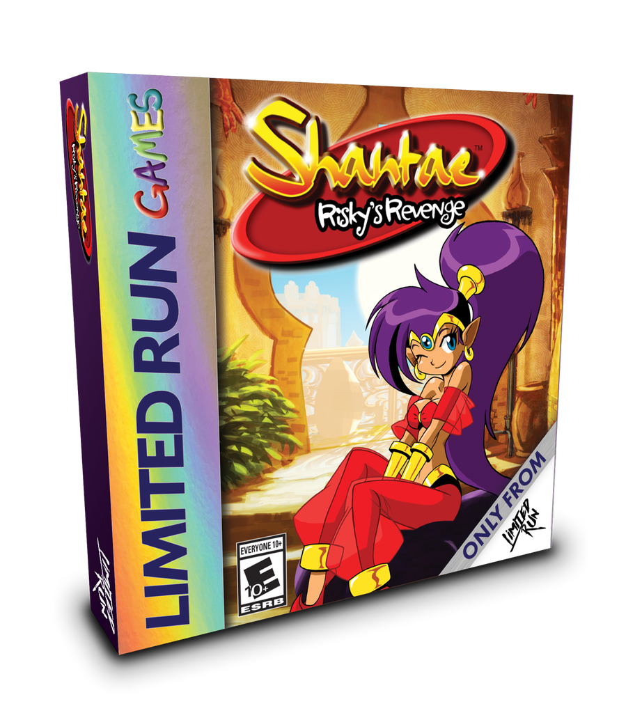 Shantae: Risky's Revenge Retro Box (PAX Exclusive)