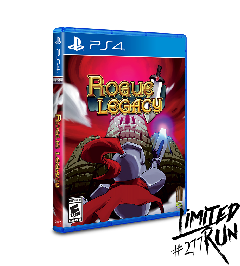 Limited Run #277: Rogue Legacy (PS4) [PREORDER]