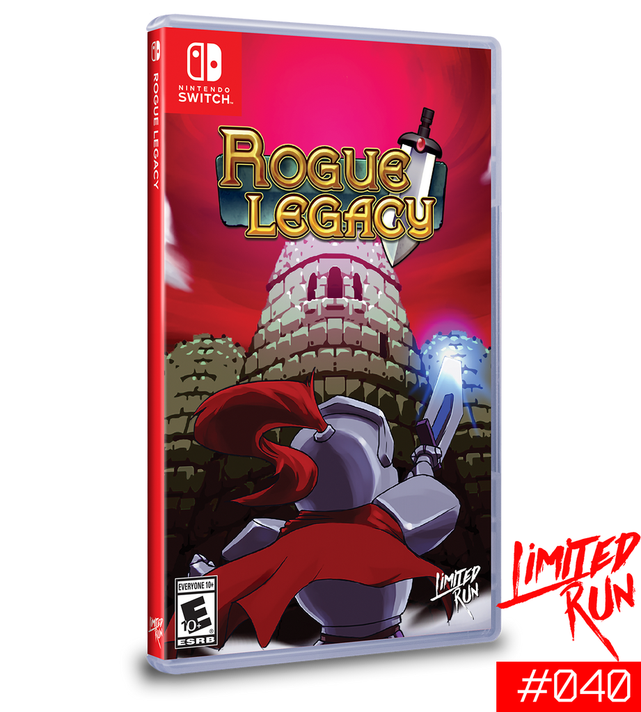 Switch Limited Run #40: Rogue Legacy [PREORDER]