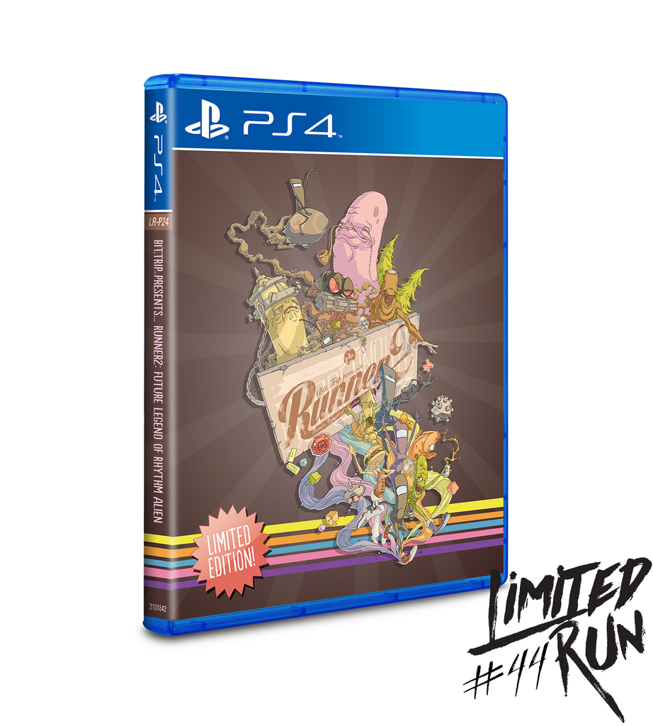 Limited Run #44: Runner2 (PS4)