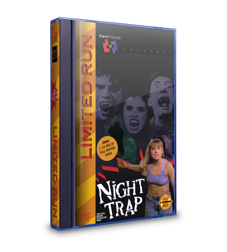 Night Trap (SCD 32X)