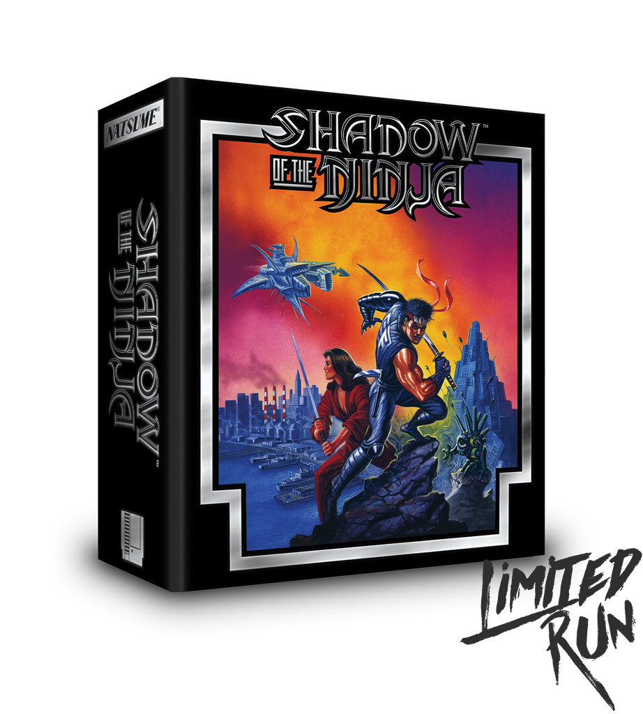 Shadow of the Ninja (NES) Collector's Edition