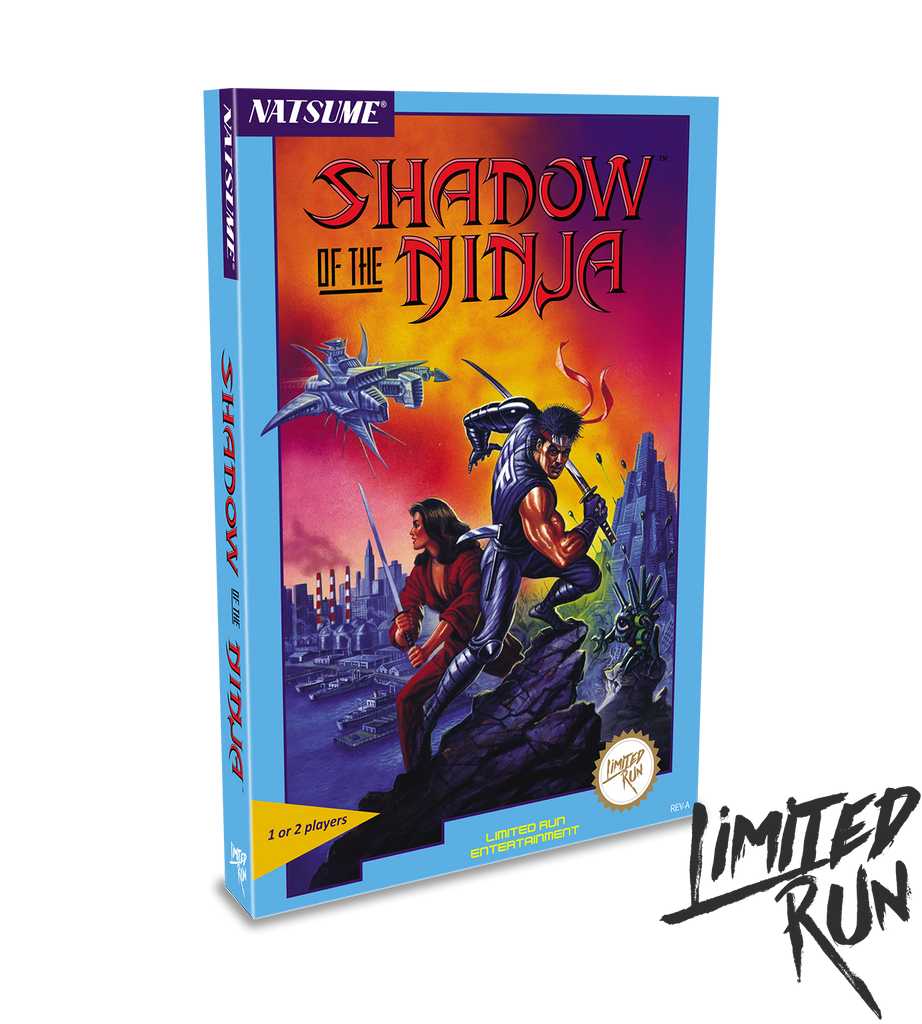 Shadow of the Ninja (NES)