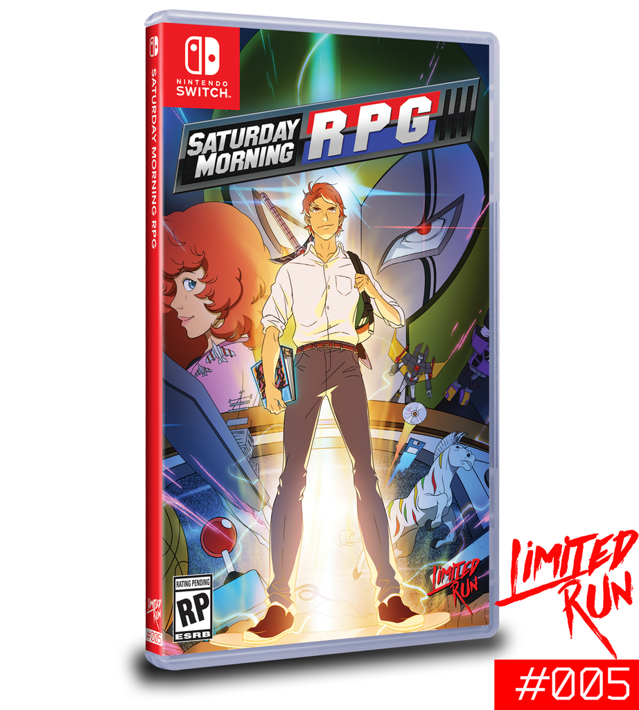 Switch Limited Run #5: Saturday Morning RPG